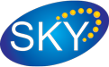Sky Communications Inc. Logo